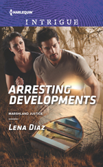 Arresting Developments-- Lena Diaz